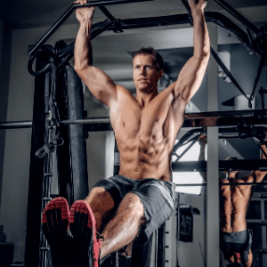 pull up routine for beginners
