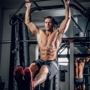 pull up routine for beginners 1